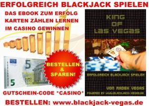 EBook: Erfolgreich Blackjack spielen