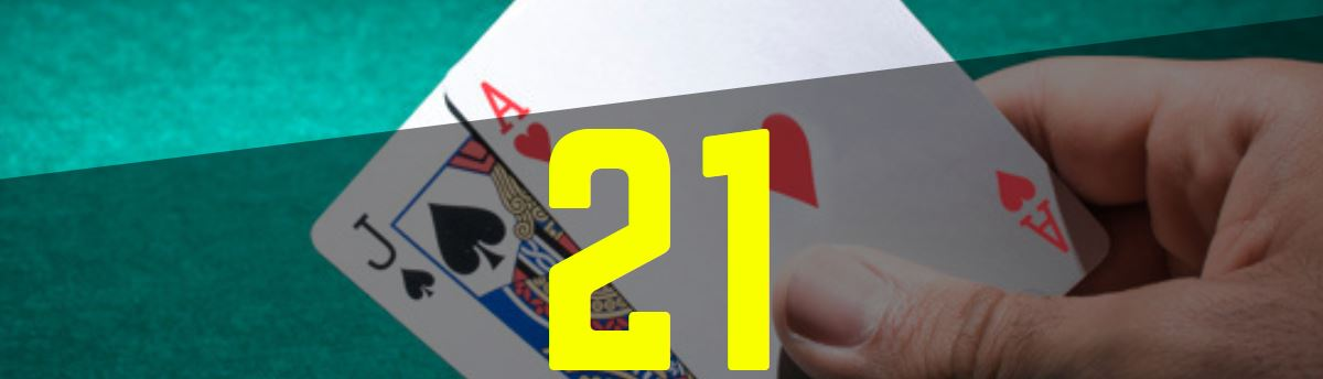 21 Kartenspiel - Blackjack