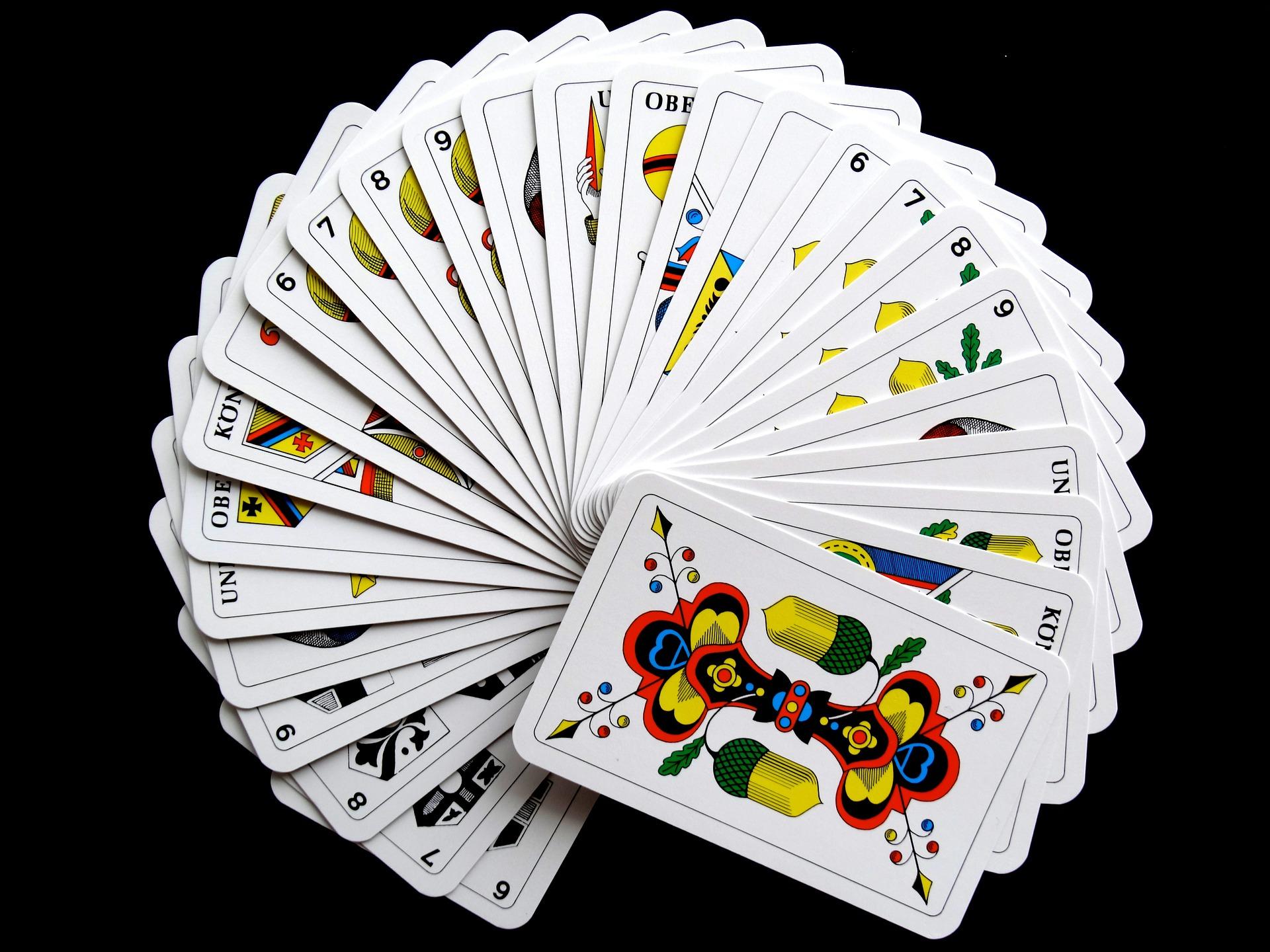 17 4 Kartenspiel