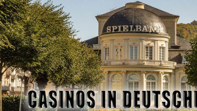 Spielbanken / Casinos in Deutschland