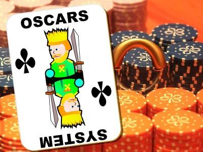 Blackjack online spielen mit Oscars System