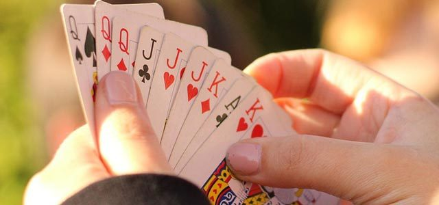 Edge Sorting - Casino Betrug beim Blackjack