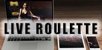 Live Roulette im Online Casino spielen