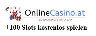 Online Casino Slots kostenlos spielen auf onlinecasino.at